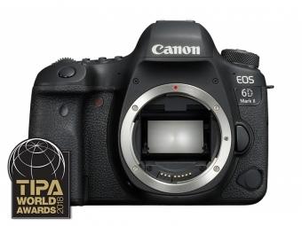 Canon EOS 6D Mark II telo + Lowepro ruksak ZADARMO (pri kúpe s vybraným objektívom až -1000€ SPÄŤ)