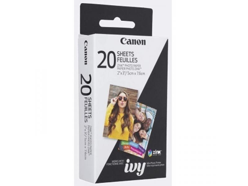 Canon Foto papier ZP-2030 pre Zoemini (bal=20hár)