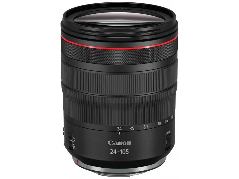 Canon RF 24-105mm f/4L IS USM (pri kúpe s fotoaparátom -200€ SPÄŤ)