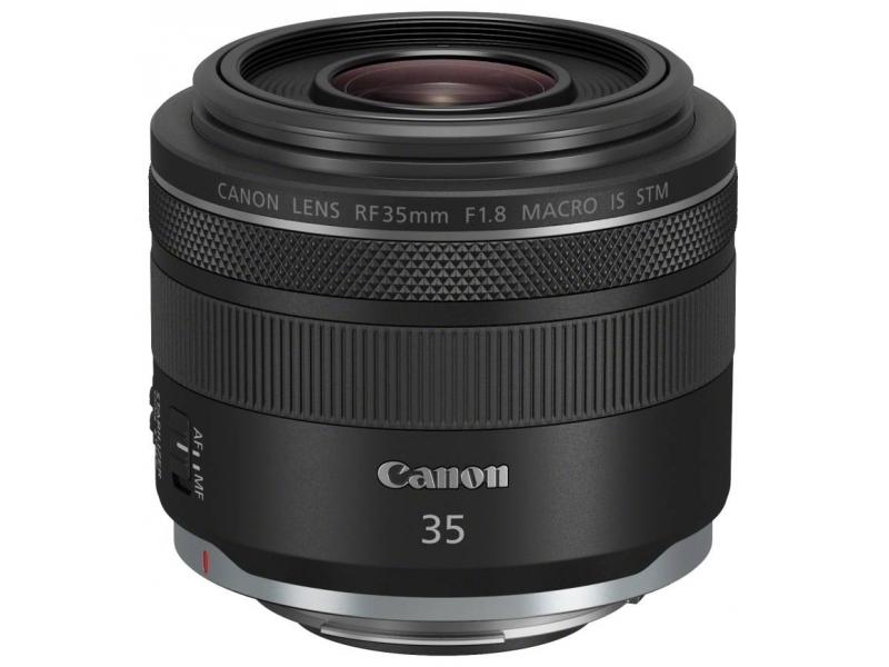 Canon RF 35mm f/1.8 Macro IS STM -55€ CASHBACK (pri kúpe s fotoaparátom ďalších -65 € SPÄŤ)