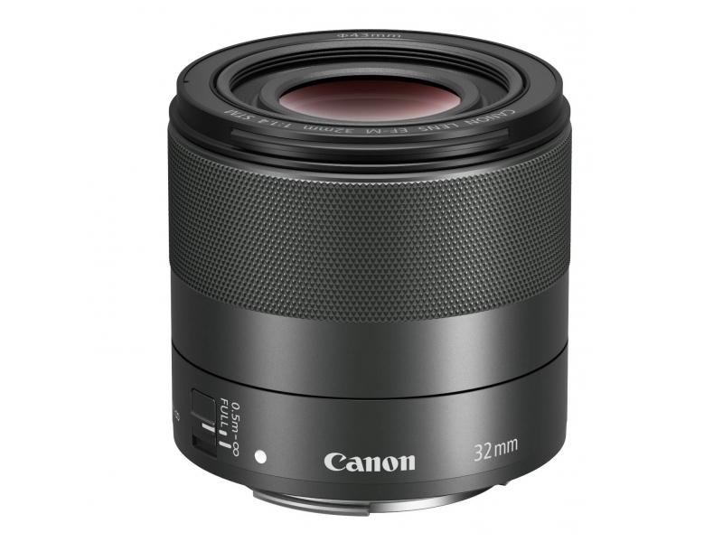 Canon EF-M 32mm f/1,4 STM