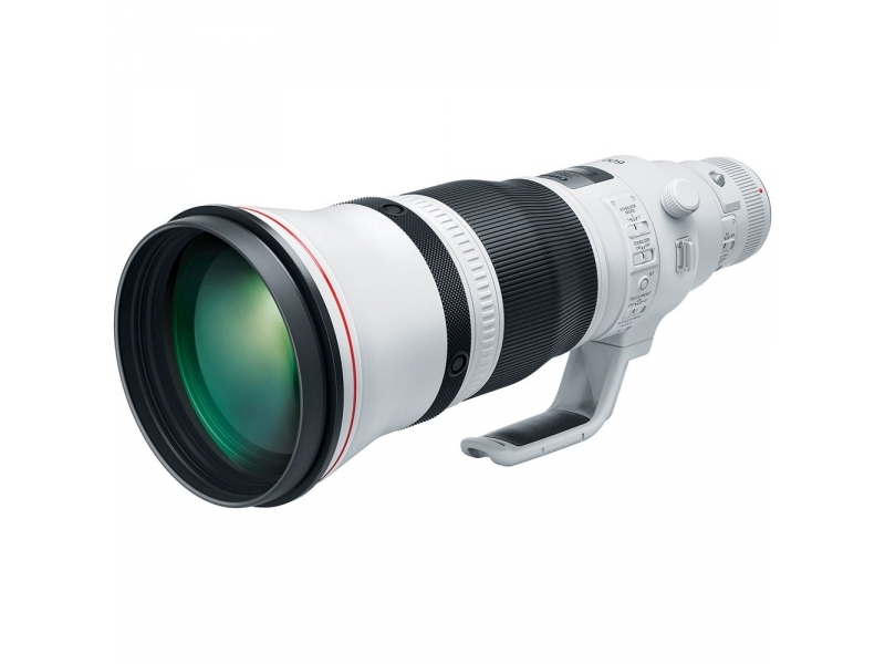 Canon EF 600mm f/4L IS USM III (pri kúpe s fotoaparátom -1000€ SPÄŤ)
