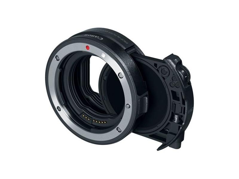 Canon adaptér EF-EOS R pre objektívy EF/EF-S s výmenným filtrom V-ND