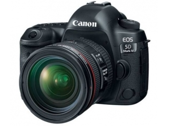 Canon EOS 5D Mark IV + Canon EF 24-70mm f/4L IS USM -100€ CASHBACK