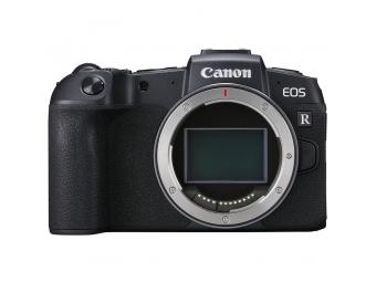 Canon EOS RP telo + adaptér na EF/EF-S objektívy (pri kúpe s vybraným objektívom až -1000€ SPÄŤ)