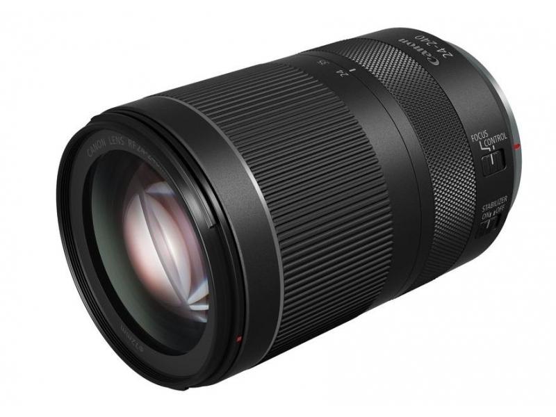 Canon RF 24-240mm f/4-6,3 IS USM -90€ CASHBACK