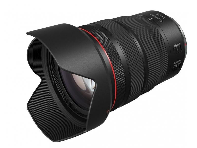 Canon RF 24-70mm f/2,8 L IS USM -200€ CASHBACK