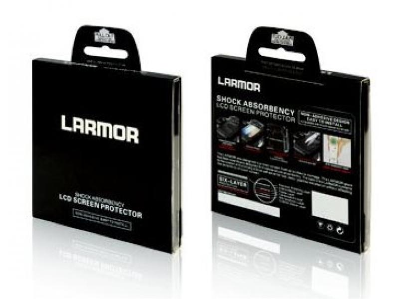 Larmor ochranné sklo 0,3mm na displej pre Canon EOS M6,M6II M50, M100, RP