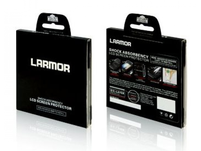 Larmor ochranné sklo 0,3mm na displej pre FujiFilm X-E2/XE2s/X-100T/X100F/X-M1/XA/XA2