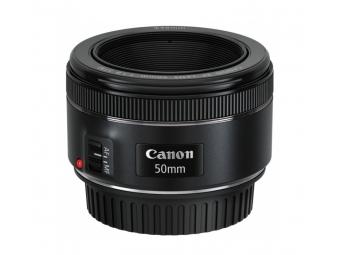 Canon EF 50mm f/1.8 STM (pri kúpe s fotoaparátom -20€ SPÄŤ)