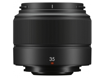 Fujifilm XC 35mm F2 čierny