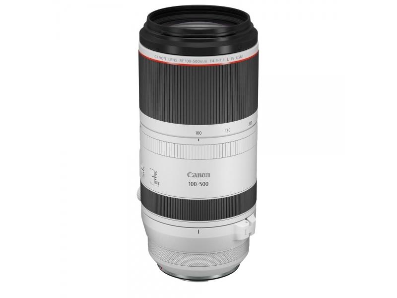 Canon RF 100-500mm f/4.5-7.1L IS USM -200€ CASHBACK