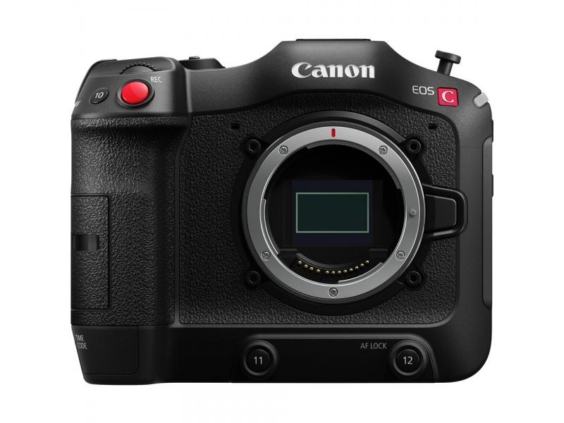 Canon EOS C70 Cinema + adaptér R 0.71x ZADARMO