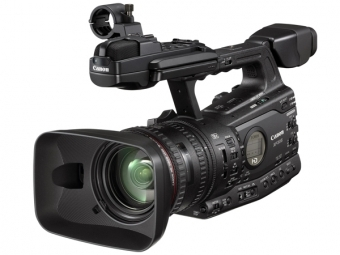 Canon XF305 FullHD profi kamera