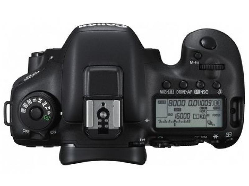 Canon EOS 7D Mark II telo + objektív EF 50 1 7eb43146a28
