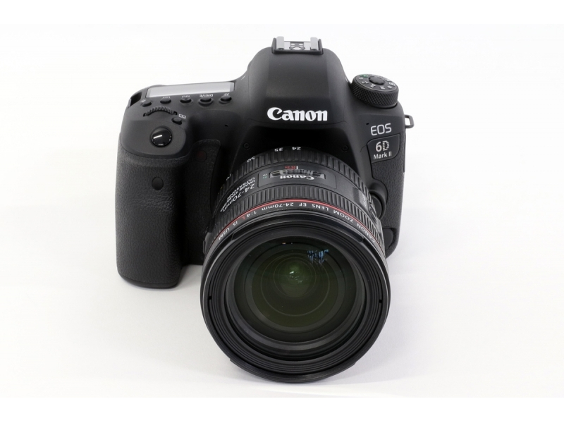 Canon EOS 6D Mark II + Canon EF 24-70mm f 4L IS USM -250€ CASHBACK ... bb5f3a861a5