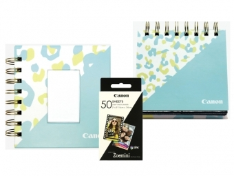 Canon Foto papier ZP-2030 pre Zoemini (bal=50hár) + fotoalbum + stojanček